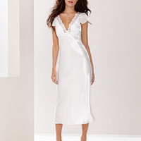 Flora Nikrooz Gown, Angel Kiss Gown - Womens Bridal Lingerie - Macy's