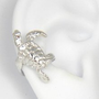 Sterling Silver Turtle Ear Cuff Right Earrring: Sandra Callistra: Jewelry