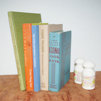 Vintage Collection Cooking Books 1940's to 1980's