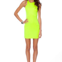 Scuba Doo Racerback Dress $24