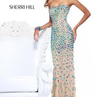 Sherri Hill 21079 at Prom Dress Shop