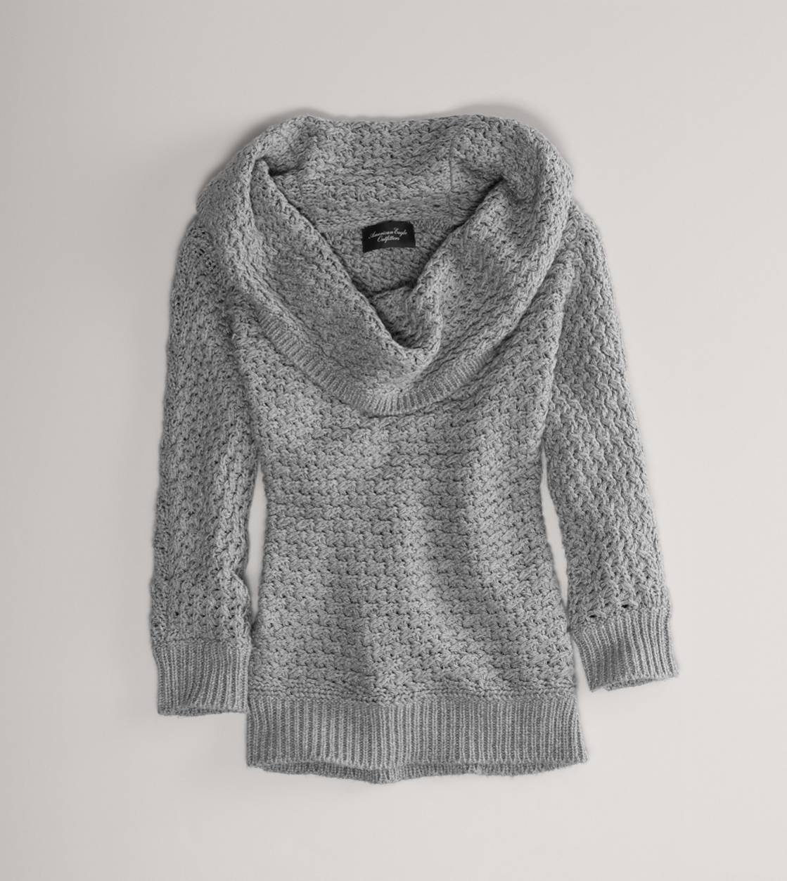 AE Knit Cowl Sweater American Eagle from American Eagle