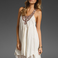 FREE PEOPLE Rainforest Dress in Cream at Revolve Clothing - Free Shipping!