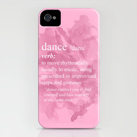 Dance iPhone Case by Haleyivers | Society6