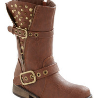 Open Spike Night Boot | Mod Retro Vintage Boots | ModCloth.com