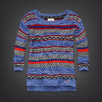 Trestles Beach Sweater