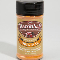 Bacon Salt | Kosher Vegetarian Bacon Salt Seasoning | fredflare.com