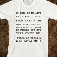 WALLFLOWER - glamfoxx.com