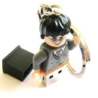8GB USB Harry Potter Flash Drive, 4 GB Online Storage and backup software included