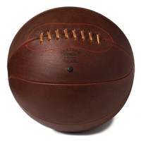 Vintage Basketball by Leather Head