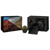 Game of Thrones: Season 1 Collector's Edition Blu-ray with HBO Select