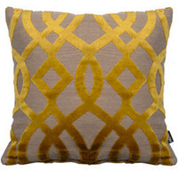 Heal&#x27;s | Heal&#x27;s Du Barry Trellis Yellow Cushion By Osborne &amp; Little &gt; Cushions