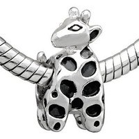 Amazon.com: Pugster Deer Animal Beads Fits Pandora Chamilia Biagi Beads/charms/bracelet: Pugster: Jewelry