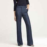 Women's pants - Hutton Trouser - Hutton trouser in cashmere - J.Crew