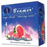 Watermelon Beamer® Ultra Premium Hookah Molasses 50 Gram Box. Huge Clouds, Amazing Taste!® 100 % Tob