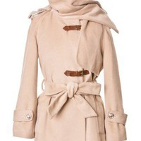 Chicwish Haute Coat in Camel - Retro, Indie and Unique Fashion
