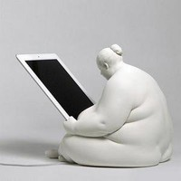 Venus Of Cupertino Ipad Docking Station - In Stock! - Home Furnishings - Unica Home