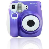 Amazon.com: Polaroid PIC-300P Instant Film Analog Camera (Purple): Camera & Photo