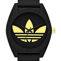 adidas Watch, Black Silicone Strap 50mm ADH2712 - All Watches - Jewelry & Watches - Macy's