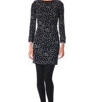 SPOTTY COTTON DRESS - Dresses - French Connection Usa