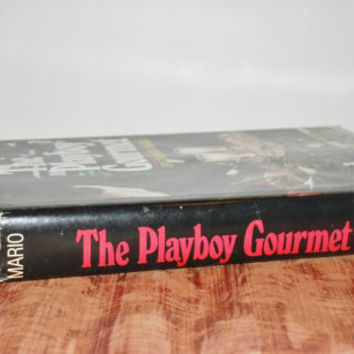Vintage Cooking The Playboy Gourmet by Thomas Mario 1979