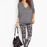 Ikat Leggings - NASTY GAL