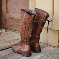 Edgewick Boots, Sweet Country Inspired Shoes