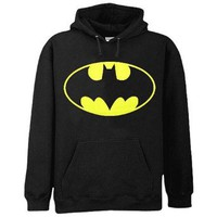 Amazon.com: Classic Batman Hoodie (Black): Home & Kitchen