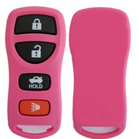 2002-2006 2002 2003 2004 2005 2006 02 03 04 05 06 NISSAN MAXIMA ***UNIQUE PINK*** 4 BUTTON REMOTE FO