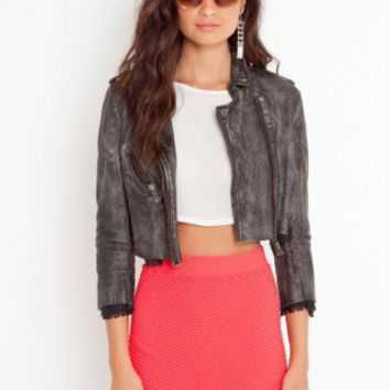 Layla Skirt - Coral - NASTY GAL