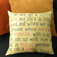 Hand-Made Personalized Pillows