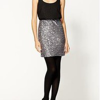 C.Luce Sequin Skirt Dress | Piperlime