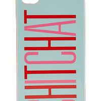 Kate Spade New York Chit Chat iPhone 4 Case | Piperlime