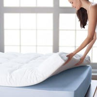 BioSense Memory Foam Mattress Toppers