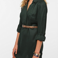 Sparkle & Fade Shirtdress