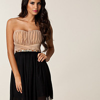 Bandeau Mesh Cross Dress, Oneness
