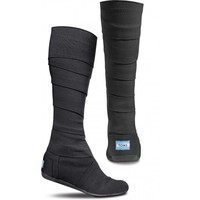 Black Vegan Wrap Boots | TOMS.com