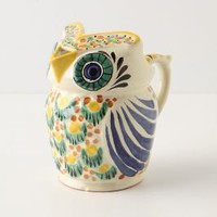 Mr.  Mrs. Owl Creamer - Anthropologie.com