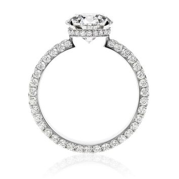 Harry Winston | Products | Engagement | Diamond Rings | Attraction by Harry Winston, Diamond Ring