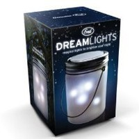 Amazon.com: Dreamlights Magical Flickering Lights Jar: Home &amp; Kitchen