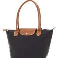 Amazon.com: Designer Inspired Mini Lanus Tote - Black: Clothing