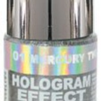 Layla Hologram Effect Nail Polish, Mercury Twilight