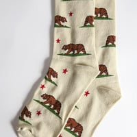 Golden State Sock