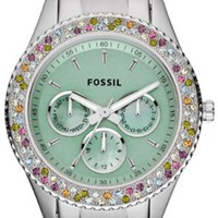 Fossil Stella Stainless Steel Watch