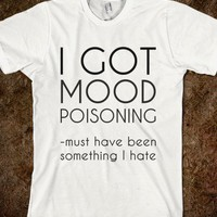 mood poisoning  - glamfoxx.com