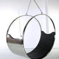 Amazon.com: Designer Modern Ring Hanging Chair: Home &amp; Kitchen
