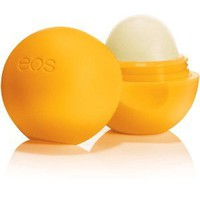 eos Tangerine Medicated Lip Balm Sphere