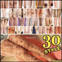 Fashion Sexy Women Tattoo Pattern Transparent Socks Tights Pantyhose Stockings