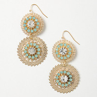 Cogflower Earrings