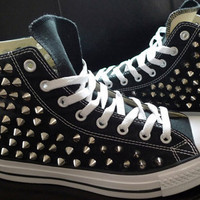 Spiked/Studded Converse